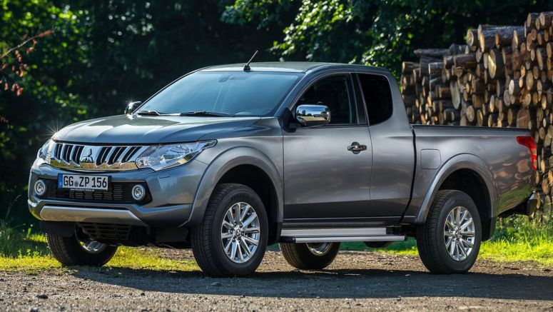 Mitsubishi Pickup Truck In Could be Sold in America