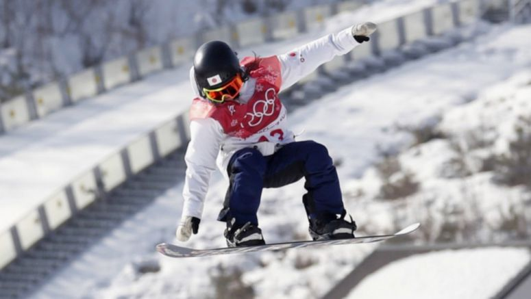 Olympics: Iwabuchi just misses medal after crash landing in big air
