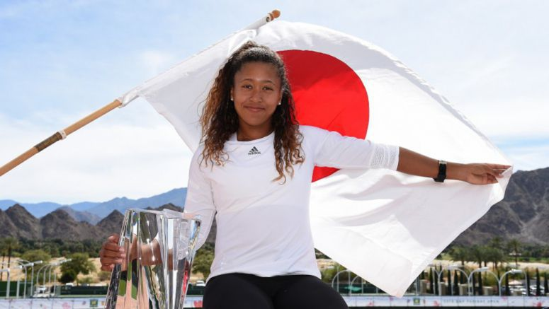 Tennis: Osaka beats Kasatkina in Indian Wells to claim 1st WTA title