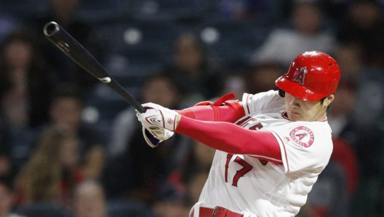 Baseball: Shohei Ohtani has 4th MLB multi-hit game in Angels' loss to Giants