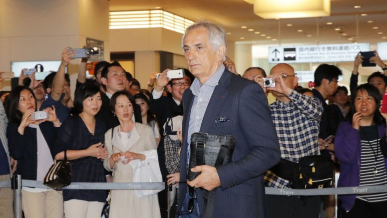 Football: Ex-Japan boss Halilhodzic returns to seek reason for dismissal