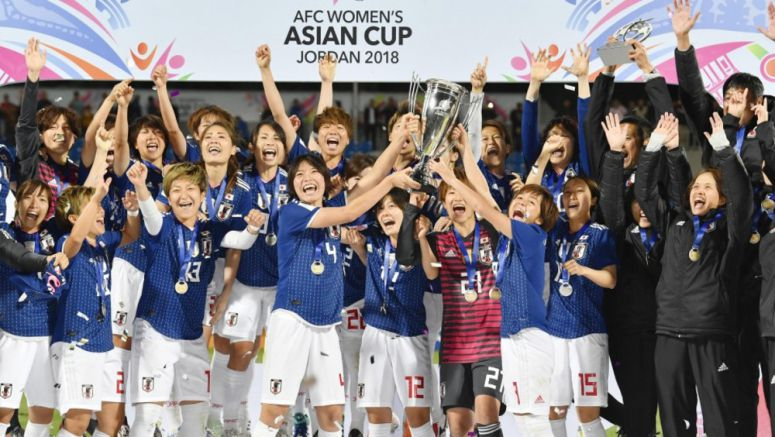 Football: Japan beat Australia 1-0 to retain Women's Asian Cup