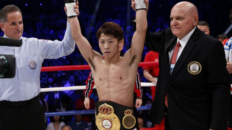Boxing: Inoue knocks out McDonnell to take WBA title