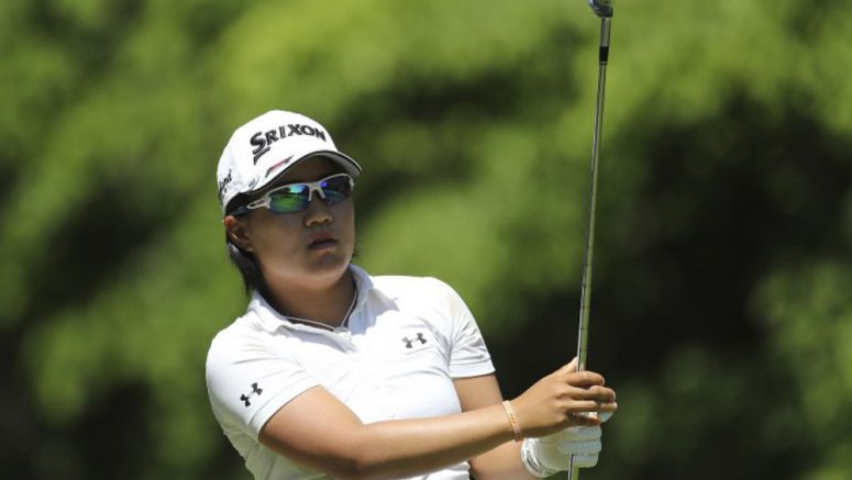Golf: Nasa Hataoka leads LPGA Tour event in Michigan