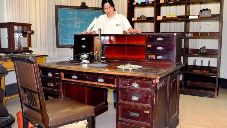 Kyushu Uni. historical furniture preservation crisis solved by crowdfunding efforts