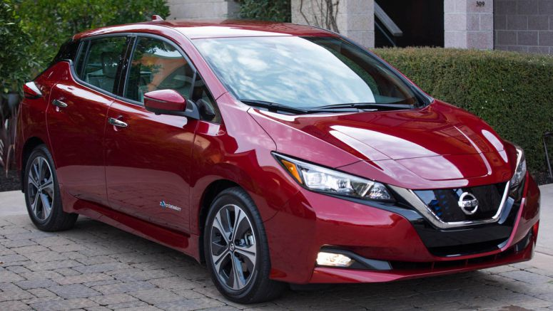 2019 Nissan Leaf E-Plus Will Have 200 HP, 200+ Mile Range