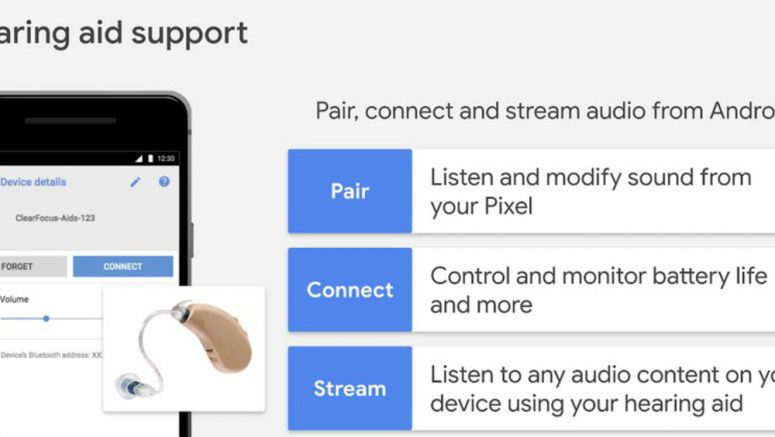 Native Hearing Aid Support Is Coming To Android