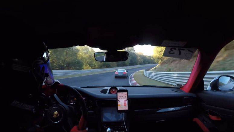 This Nissan GT-R Was So Loud That It Got Banned From The Nurburgring Track