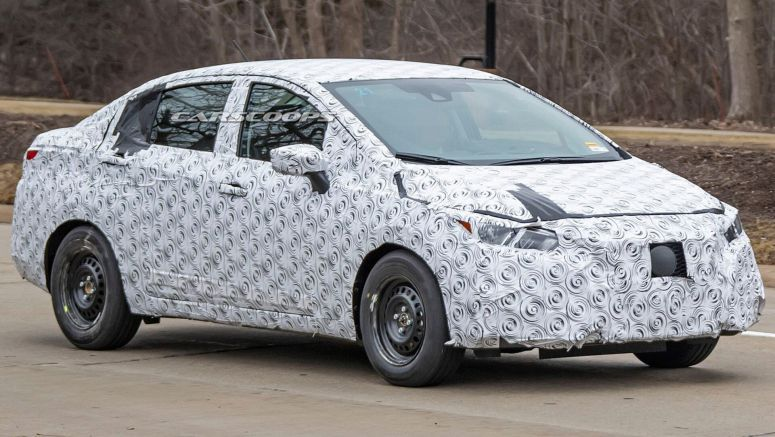 2020 Nissan Versa Looks To Ditch Its Econobox Image With Sportier Styling