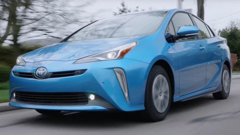AWD Toyota Prius: A Reliable Companion In All Kinds Of Weather