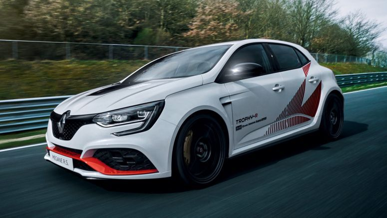 Renault Megane R.S. Trophy-R takes Nurburgring record from Honda Civic Type R