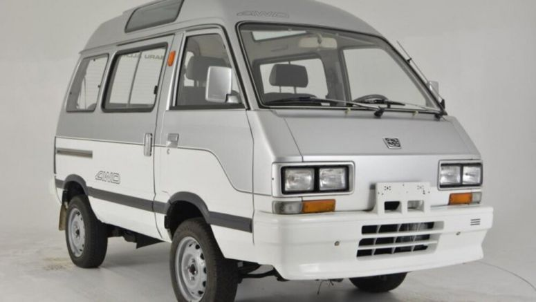 1992 Subaru Libero | eBay Find of the Day