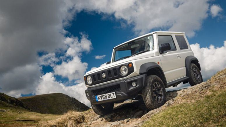 The Suzuki Jimny is the classic Defender homage Land Rover should be building