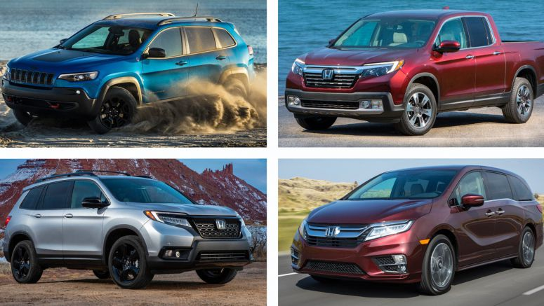 Honda Dominates List Of Most American-Made Vehicles