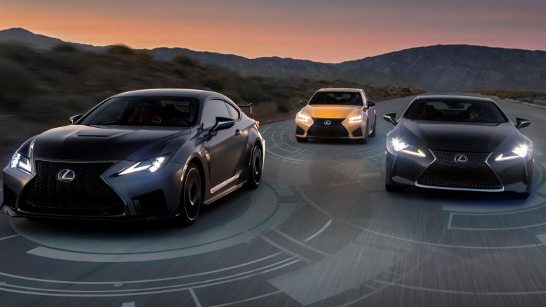 Lexus Safety System+ To Be Standard Equipment On All 2020 Models