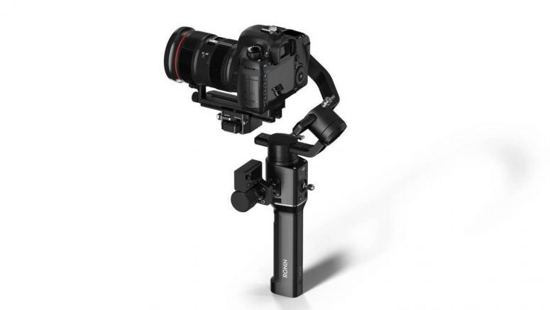 DJI's Ronin-S Will Be Updated To Support Fujifilm's X Cameras