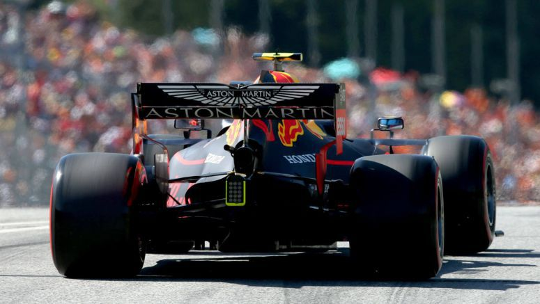 Aston Martin Ready To Step In If Honda Bails On Red Bull