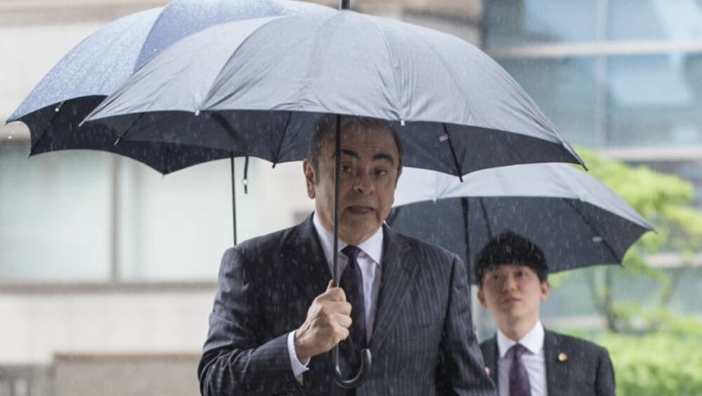 Carlos Ghosn sues Nissan-Mitsubishi in the Netherlands - Autoblog