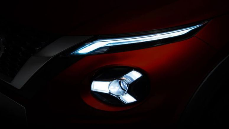Nissan teases a potentially sleeker second-generation Juke - Autoblog