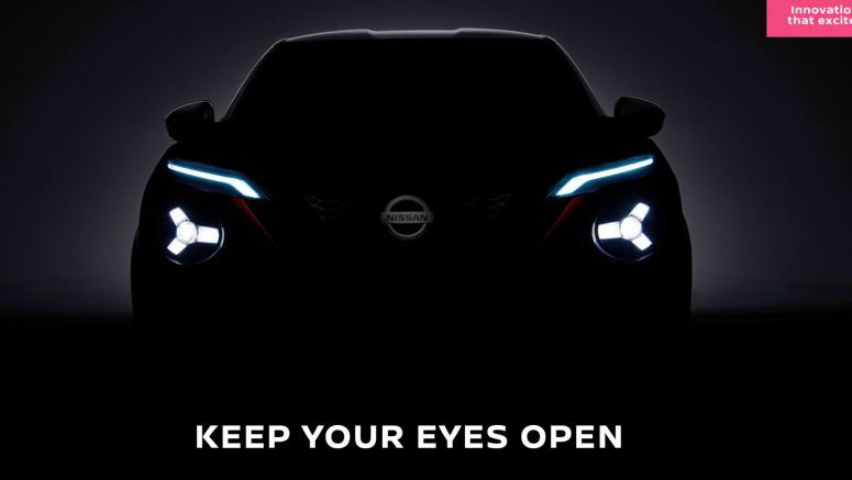 2020 Nissan Juke Is Such A Tease, Debuts September 3 (Update)