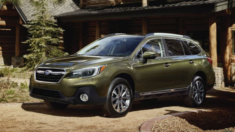 Some 2019 Subaru Outbacks and Legacys recalled for compromising welds - Autoblog