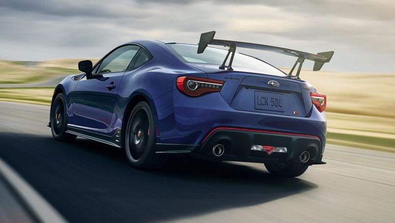 Is The Subaru BRZ tS Making A Comeback In The U.S. For The 2020MY?