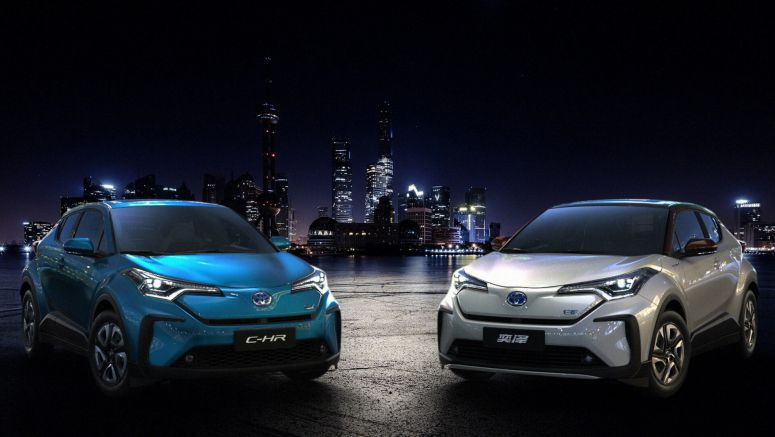 Toyota And BYD To Co-Develop Electric Vehicles For China