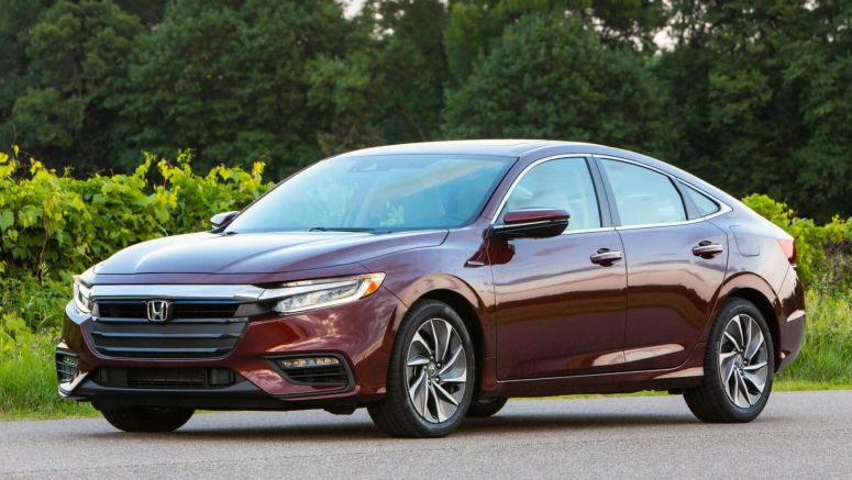 2020 Honda Insight Priced From $22,930, Gets More Standard Safety Kit