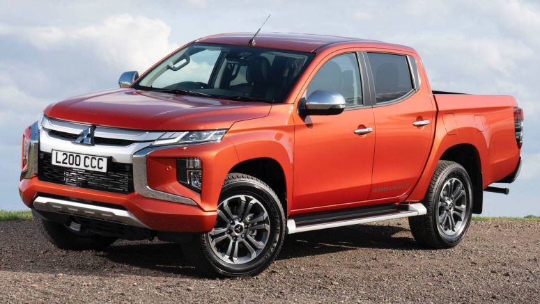 2020 Mitsubishi L200 Arrives In The UK With ÂŁ21,515 Base Price