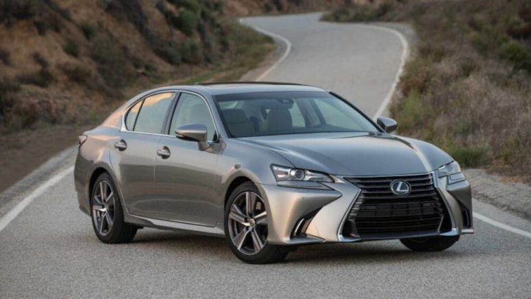 Lexus GS 300 disappears from 2020 lineup