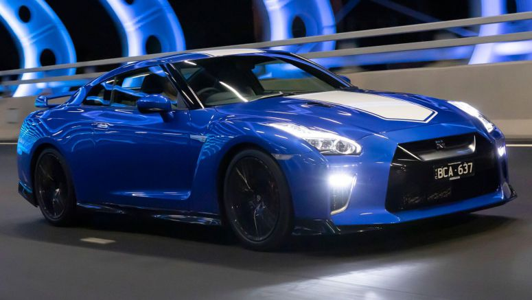 Nissan's 50th Anniversary Edition Leads The 2020 GT-R Pack Down Under