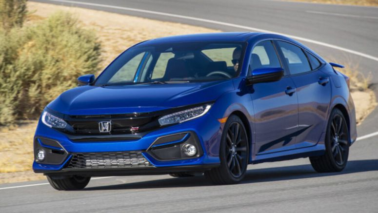 2020 Honda Civic Si returns fewer mpg for better acceleration