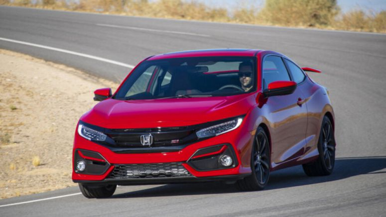 2020 Honda Civic Si gets faster acceleration, more aggressive looks