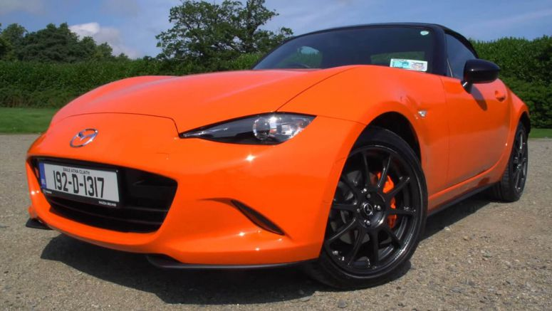 Mazda MX-5 30th Anniversary Edition Is Pure, Unadulterated Fun