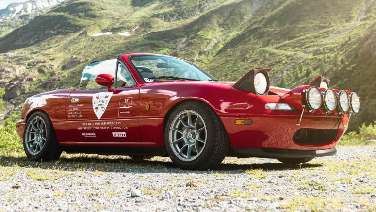 Mazda MX-5 Breaks A Record You Never Knew Existed, Always Wanted To Try
