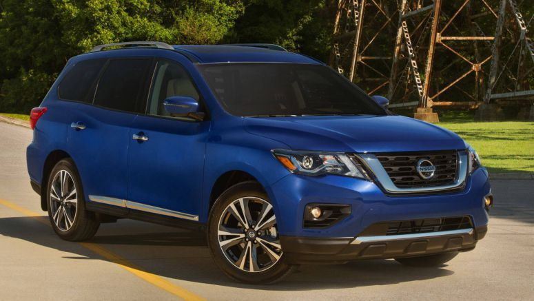 2020 Nissan Pathfinder On Sale With $31,680 Base MSRP