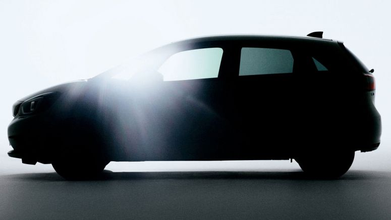 2020 Honda Jazz / Fit Teased Prior To Next Week's Unveiling
