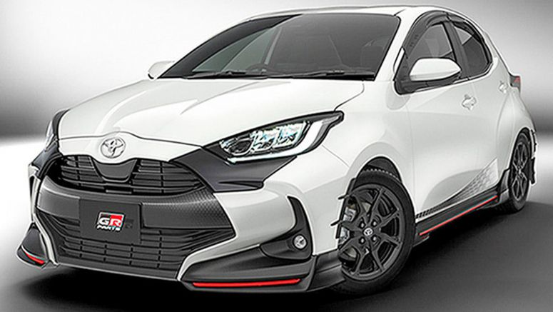2020 Toyota Yaris Getting TRD Parts In Japan Next Year