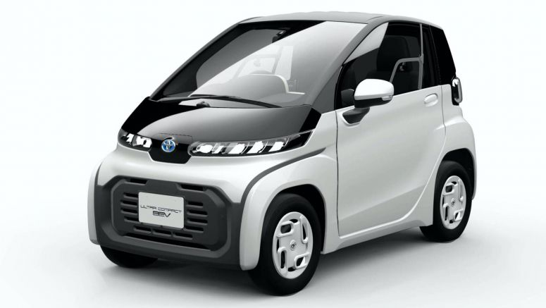 Toyota To Show Production-Ready Ultra Compact BEV In Tokyo, Sales To Begin In Late 2020