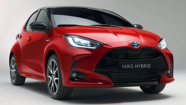 2020 Toyota Yaris Officially Unveiled, Embraces Less Is More Philosophy