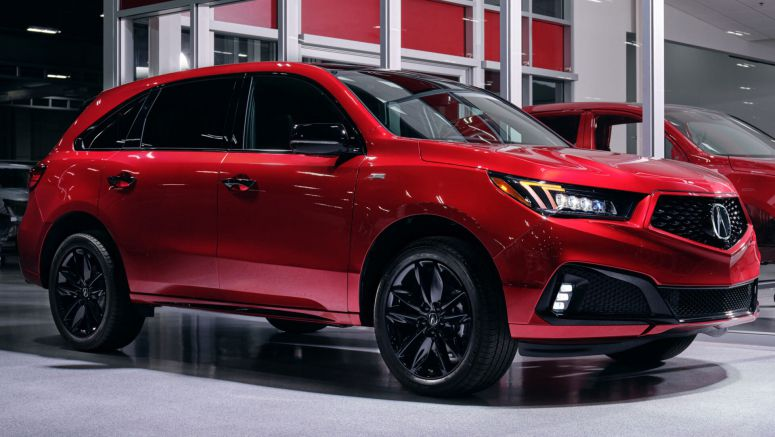 2020 Acura MDX PMC Edition Will Be Built By The Same Experts Who Make The NSX