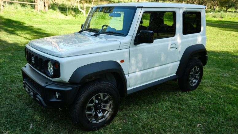 We're Driving A Suzuki Jimny, What Do You Want To Know?