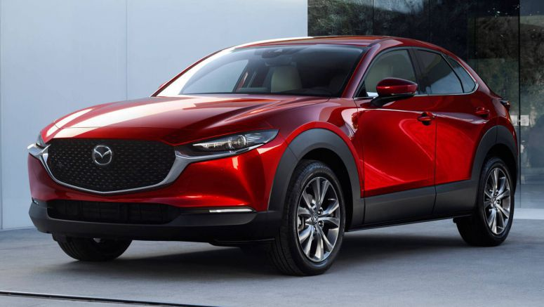 2020 Mazda CX-30 Coming To America Through The LA Auto Show