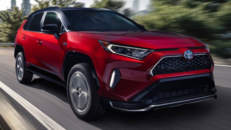 2021 Toyota RAV4 Prime PHEV Is Both The Most Powerful And Fuel-Efficient RAV4 Ever