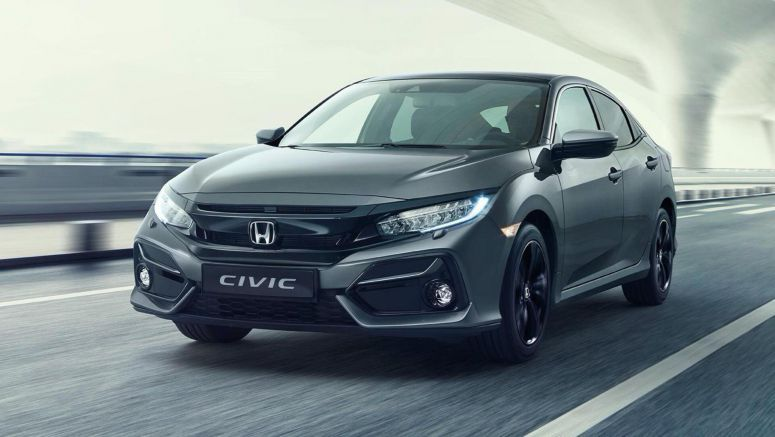 Europe's 2020 Honda Civic Gains Subtle Styling Updates, New Equipment