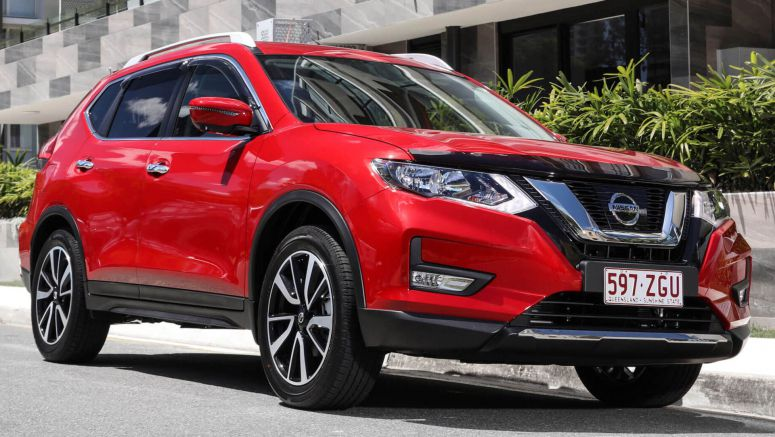 Nissan X-Trail N-Trek Limited Edition Launches From AU$38,700