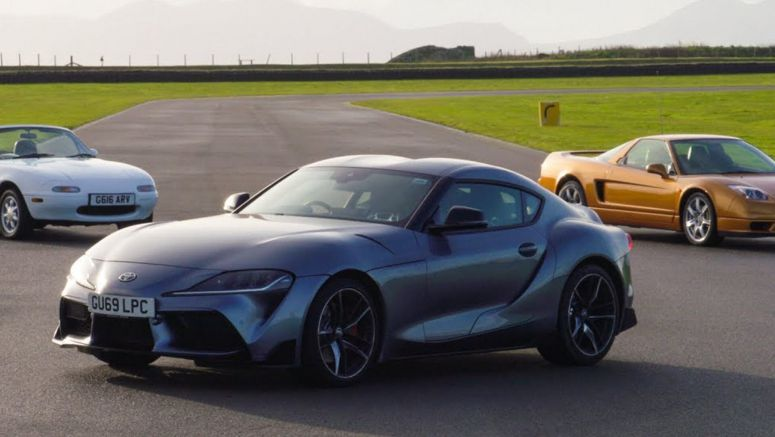 Can The 2020 Toyota Supra Become An Icon Like The Old Mazda MX-5 And Honda NSX?
