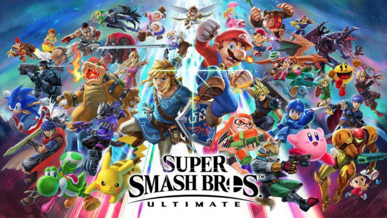 Nintendo's Super Smash Bros. Ultimate Is The Best-Selling Fighting Game In The US