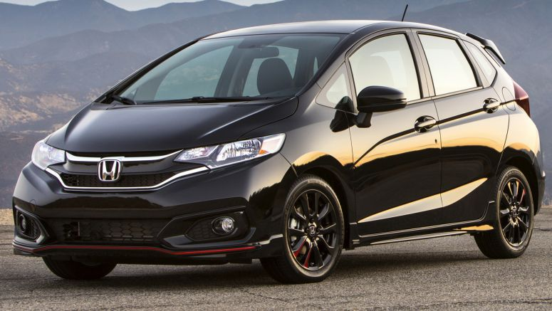 2020 Honda Fit Arrives In Dealerships With Simplified Range, Same $17,120 Starting Price