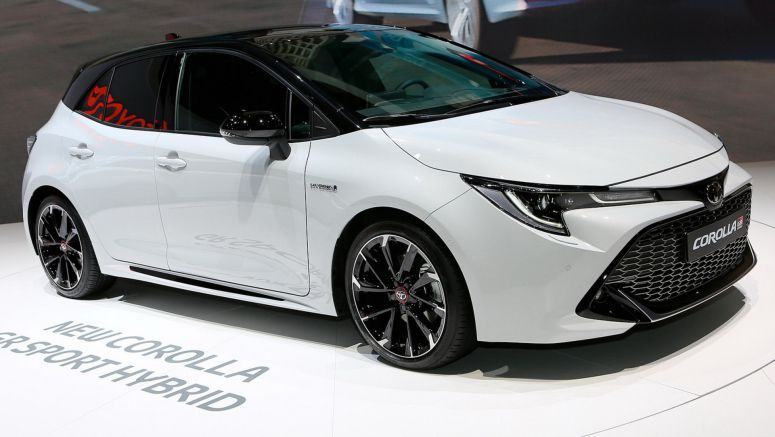 Toyota Corolla Ditches Petrol Option, Becomes Hybrid-Only In The UK
